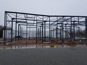 Valk Technics bouwt nieuw magazijn en kantoren